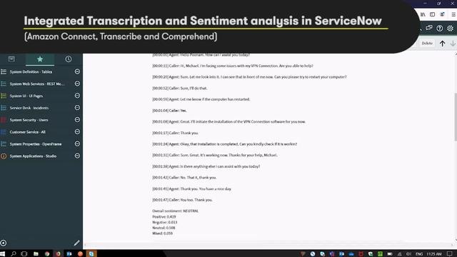 ACE Demo - ServiceNow Part 2