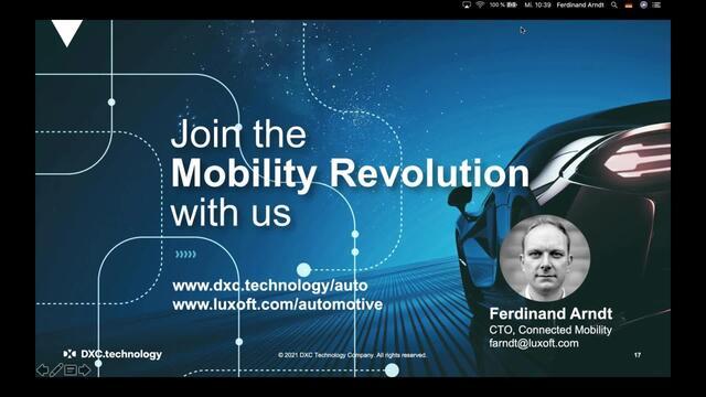Management des Fahrzeuglebenszyklus und Bereitstellung vernetzter Fahrzeugdienste durch digitale Serviceplattformen
