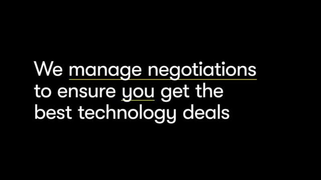 DXC Procurement Services Video